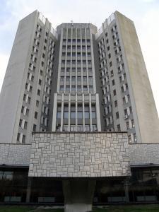 Budynek Urzędu Skarbowego we Lwowie